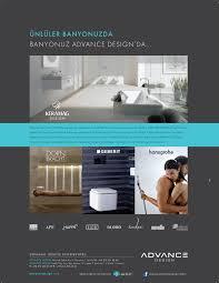 house beautiful dergisi press advertisements advance design