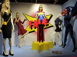 Super Concepts by Genesis Mannequins Fashion Super Heroes Sayonara Visual Concepts