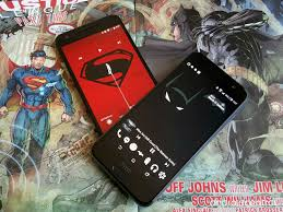 download themes for android lg even the justice league will be jealous of these batman and superman