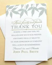 sympathy thank you cards floral sympathy memorial funeral by cherishedprints on