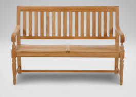 millbrook wood seat garden bench millbrook collection