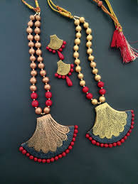 219 best terracotta jewellery designs images on