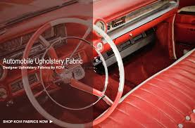Leather Auto Upholstery Car Upholstery Fabric