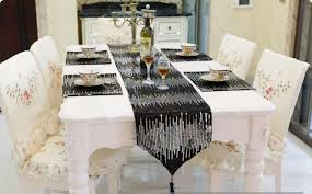 Modern Table Runners Table Cover Fashion Table Runner Modern Table Flag Brief Dining