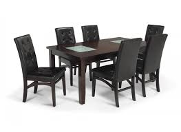 black dining room sets omega 7 dining set dining room sets dining room bob s