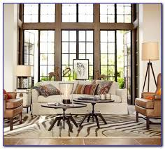 Navigate To Pottery Barn Pottery Barn Zebra Rug Blue Rugs Home Decorating Ideas Apoxly2oxp