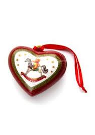 villeroy boch festive collection mrs snow 4 3 4 inch ornament