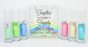 wedding sand ceremony vases the original glass block unity sand by thedreamweddingshop on etsy