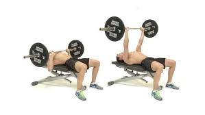 Flat Bench Barbell Press How To Do The Barbell Bench Press Men U0027s Health