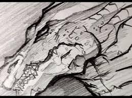 how to draw a dragon head draw a dragon pencil work step by