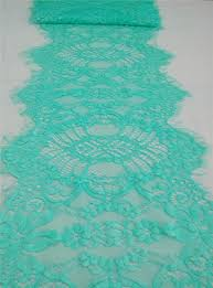 mint lace table runner 11