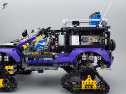 lego technic 2017 lego technic 42069 rc mod with power functions and sbrick