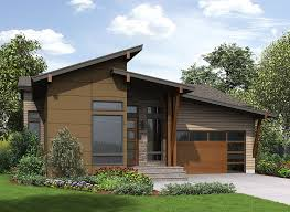 Modern Narrow House by 4 Bed Modern House Plan With Lower Level 23621jd Architectural