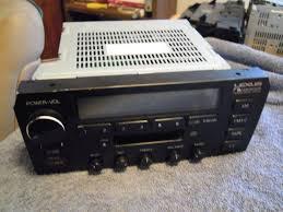 lexus gs nakamichi 95 97 ls400 nak stereo lcd replacement tutorial clublexus