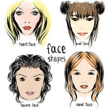 best hairstyle ideas for square face shapes haircuts and haircuts according to face shape how to choose haircuts for round