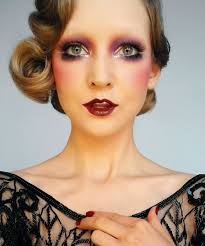 hair styles for late 20 s best 25 flapper makeup ideas on pinterest 1920s makeup roaring