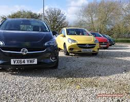 new for 2015 vauxhall corsa first impressions petroleum vitae