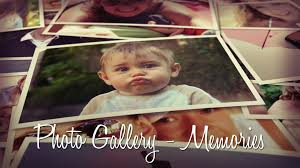 photo gallery memories after effects template youtube