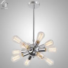 Atomic Chandelier Sputnik Light Ebay