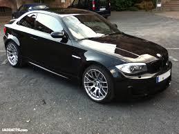 bmw 1m black black 1m modified with bmw performance parts