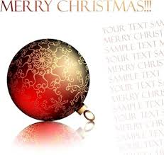 Christmas Decorations For Commercial Use by Christmas Ornaments Background Free Vector Download 49 575 Free