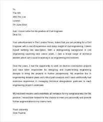cover letter for internship best mechanical engineer cover letter