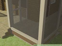 how to keep bugs away from porch how to keep bugs away from a porch light 11 steps with pictures