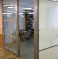 Movable Wall Partitions Architectural Interior Glass Screen Panels Decorative Movable