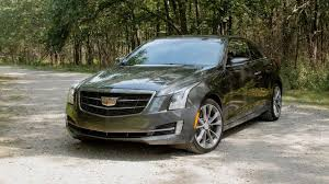 ats cadillac coupe 2017 cadillac ats coupe review roadshow