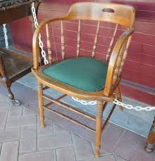 Antique Captains Chair Oak Captains Chair Chairs Desk U0026 Libruary Antique Furniture
