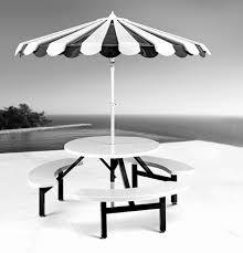 Design For Striped Patio Umbrella Ideas Black And White Striped Outdoor Umbrella Outdoor Designs