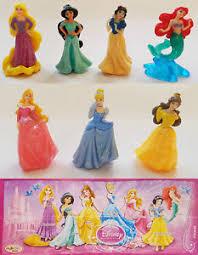 rapunzel cake topper kinder disney princess cake topper figure ariel rapunzel