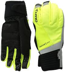 amazon com craft shield warm wind waterproof gloves sports