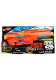 nerf car gun rogue one sergeant jyn erso deluxe nerf gun star wars