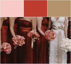 Peach Pantone Pantone Color Trends Of Spring 2016 Inspired Wedding Palettes