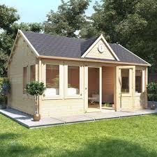 Summer Garden Sheds - billyoh village hall log cabin summer houses garden buildings