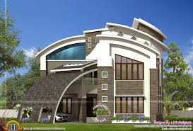 luxury house designs and floor plans ultra modern house plans in india