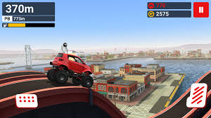 monster truck video games mmx hill climb review a bit steep gamezebo