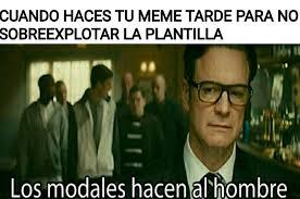 Al Meme - los modales hacen al hombre meme by momo boy memedroid