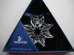 swarovski ornament limited edition annual