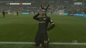 fifa 16 messi tattoo xbox 360 fifa 16 full demo gameplay bor m gladcah vs bvb gamescom 2015