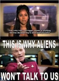 Meme Maker Aliens - image tagged in aliens visit imgflip