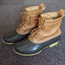 womens ll bean boots size 11 31 l l bean shoes worn only once s ll bean boots