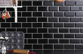 bevelled brick ceramic tiles
