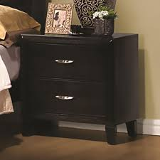 Small Nightstand With Drawers Nacey Two Drawer Nightstand Nightstands