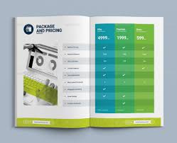 Search Engine For Research Papers Bi Fold Brochure Template For Seo Search Engine Optimization