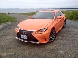 lexus sport car 2016 test drive 2016 lexus rc 350 awd f sport