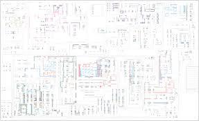 416c 426c 428c 436c 438c backhoe loader electrical system 416c