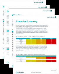 monitoring visit report template securitycenter report templates tenable