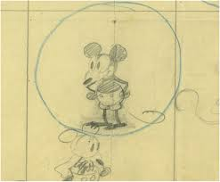 mickey mouse mouse interrupted